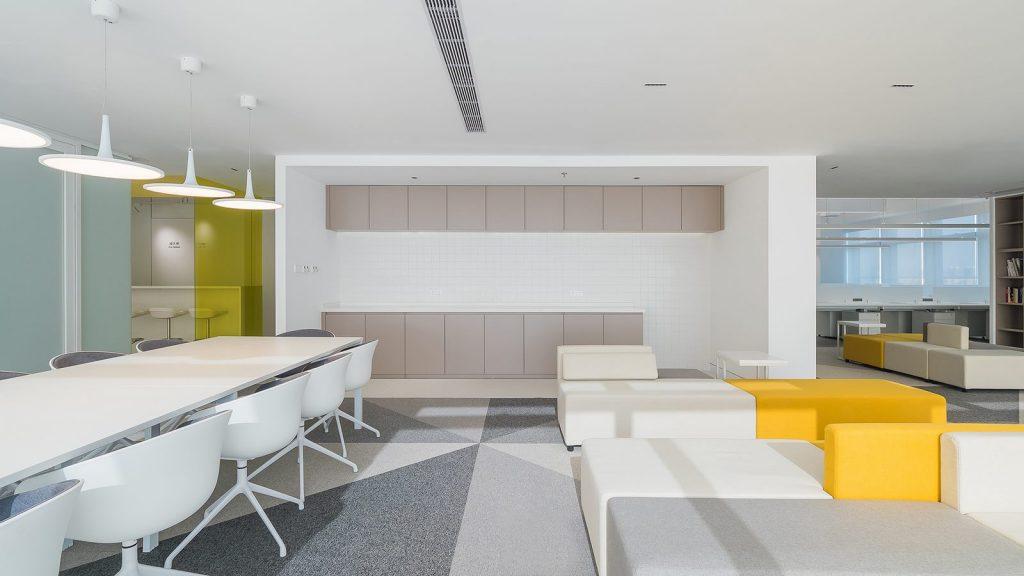 Oficina en el futuro: Sede de ViaBTC 8