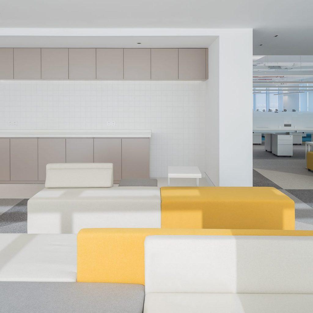 Oficina en el futuro: Sede de ViaBTC 9
