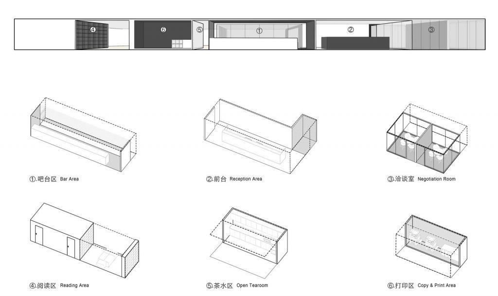 Oficina en el futuro: Sede de ViaBTC 11