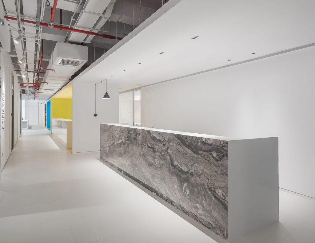 Oficina en el futuro: Sede de ViaBTC 12
