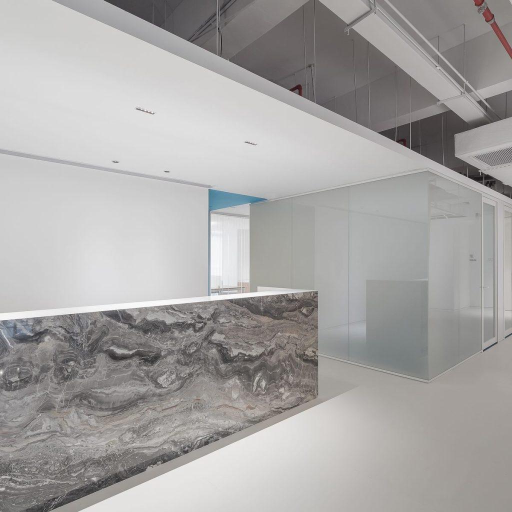 Oficina en el futuro: Sede de ViaBTC 13