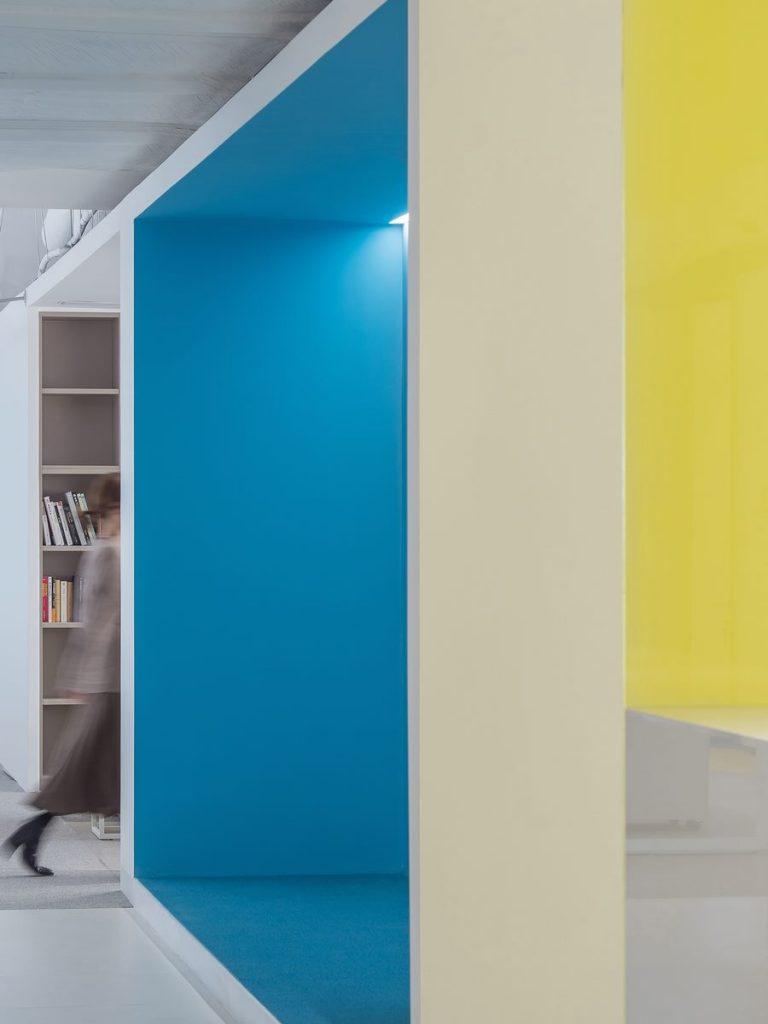 Oficina en el futuro: Sede de ViaBTC 23