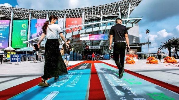CIFF Guangzhou 2020. La primera feria del mueble celebrada durante la pandemia termina con éxito. 56