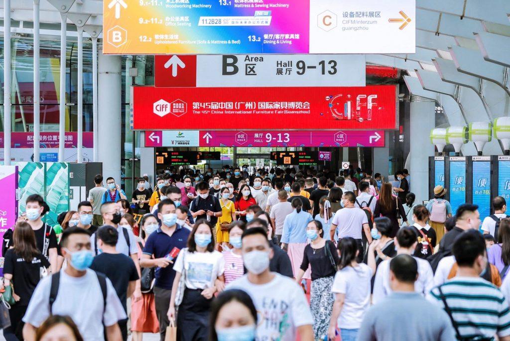 CIFF Guangzhou 2020. La primera feria del mueble celebrada durante la pandemia termina con éxito. 2