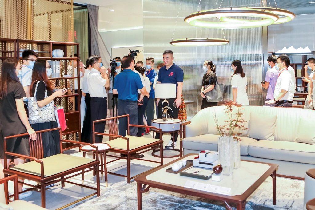 CIFF Guangzhou 2020. La primera feria del mueble celebrada durante la pandemia termina con éxito. 3