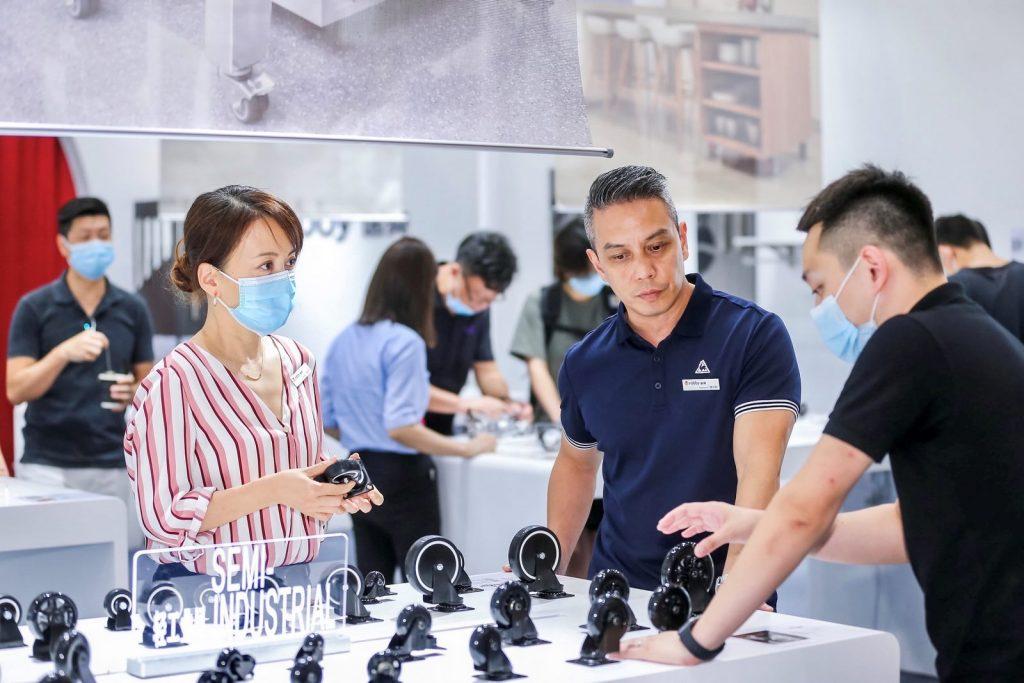 CIFF Guangzhou 2020. La primera feria del mueble celebrada durante la pandemia termina con éxito. 29