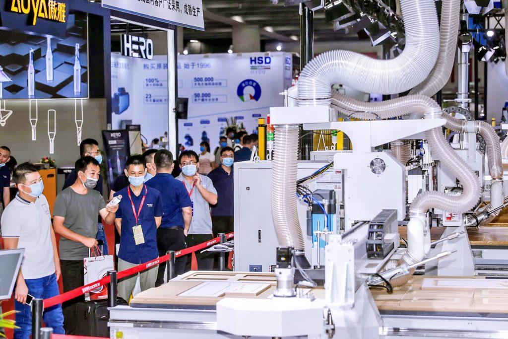 CIFF Guangzhou 2020. La primera feria del mueble celebrada durante la pandemia termina con éxito. 33