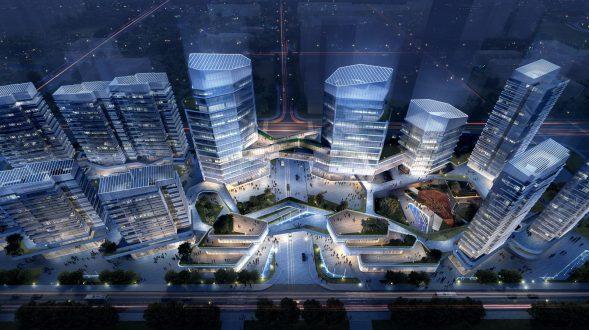 RMJM RED gana concurso para el Centro de Innovación con sede en Ningbo 1