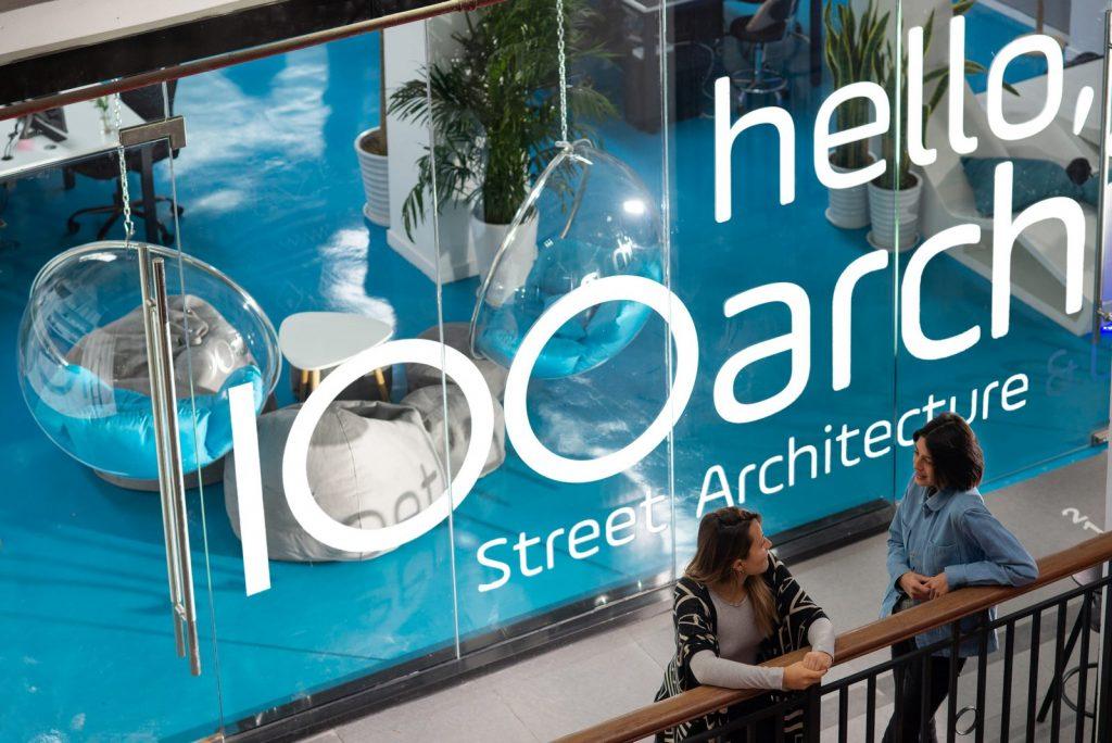 100 Architects 6