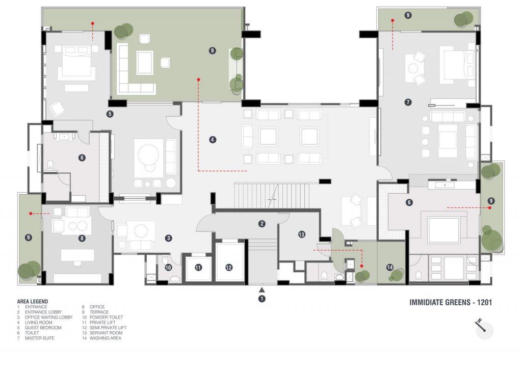 Penthouse Pāfekuto 8