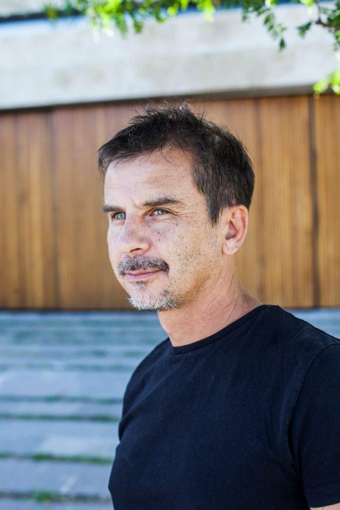 Andrés Remy: De vieja escuela, un arquitecto joven 1