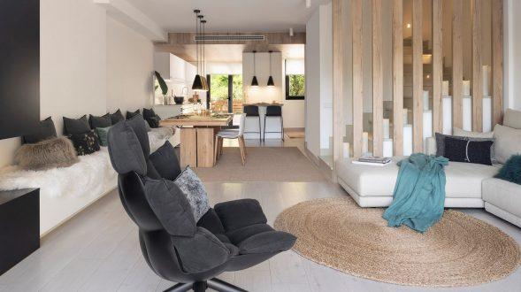 Dawn House, una casa rendida a los placeres de la naturaleza y el sol 12