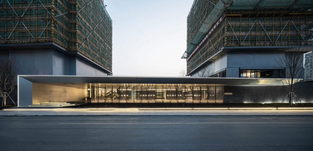 "Salón de Estética de la Vida ""Jin"" de la Magnífica Residencia de Greentown, Hangzhou, China 1"