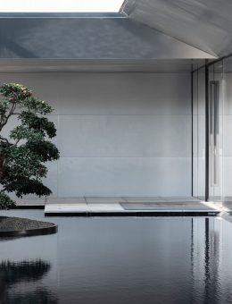 "Salón de Estética de la Vida ""Jin"" de la Magnífica Residencia de Greentown, Hangzhou, China 16"