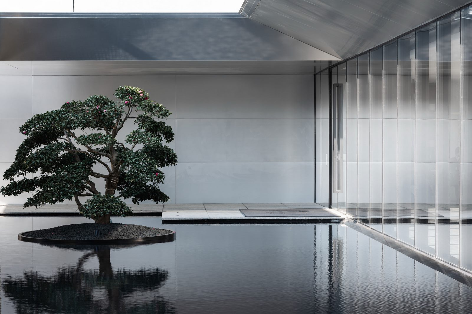 "Salón de Estética de la Vida ""Jin"" de la Magnífica Residencia de Greentown, Hangzhou, China 15"