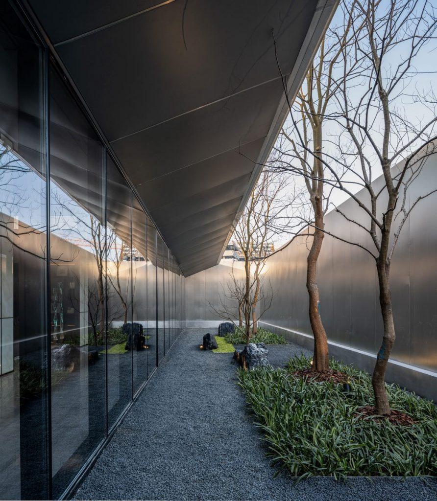 "Salón de Estética de la Vida ""Jin"" de la Magnífica Residencia de Greentown, Hangzhou, China 6"