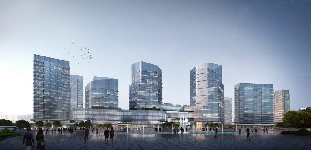 RMJM RED gana concurso para el Centro de Innovación con sede en Ningbo 5