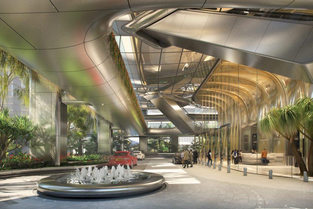 ZHA anuncia el diseño de 2 Murray Road en Hong Kong, China 9