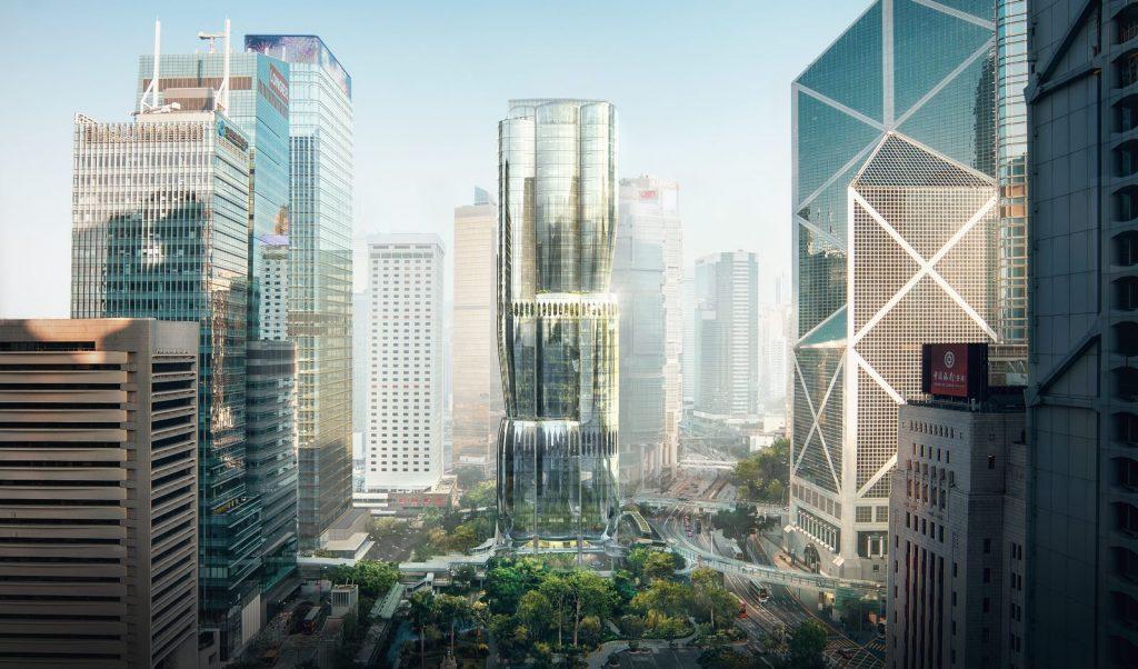 ZHA anuncia el diseño de 2 Murray Road en Hong Kong, China 4