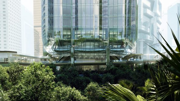ZHA anuncia el diseño de 2 Murray Road en Hong Kong, China 23