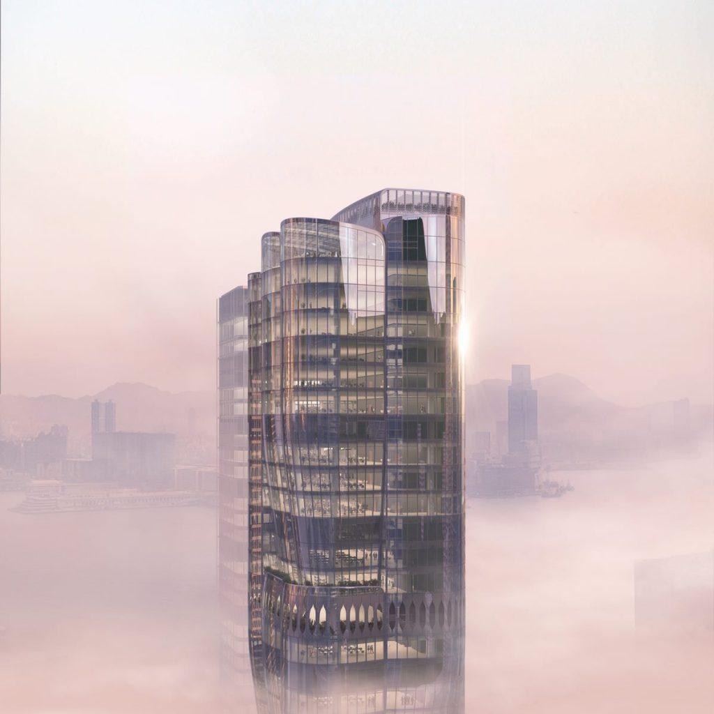 ZHA anuncia el diseño de 2 Murray Road en Hong Kong, China 7