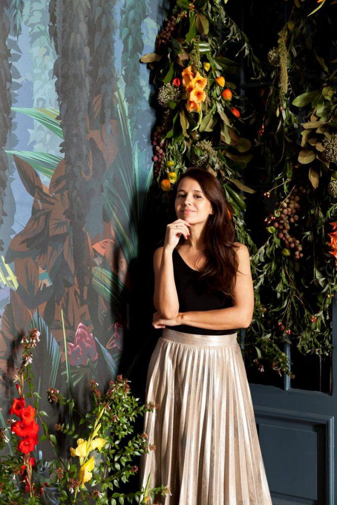 """Sofía Willemoës llama a la reflexión con """"THE ROOM, un mural inspirado en Amazonia"""" 1"""