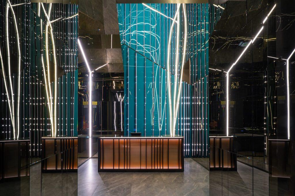 Restaurante Moya. Maurizio Lai define nuevos espacios para la experiencia gastronómica 14