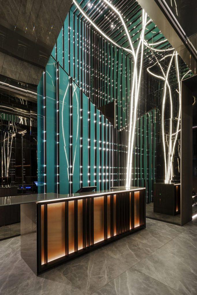 Restaurante Moya. Maurizio Lai define nuevos espacios para la experiencia gastronómica 2