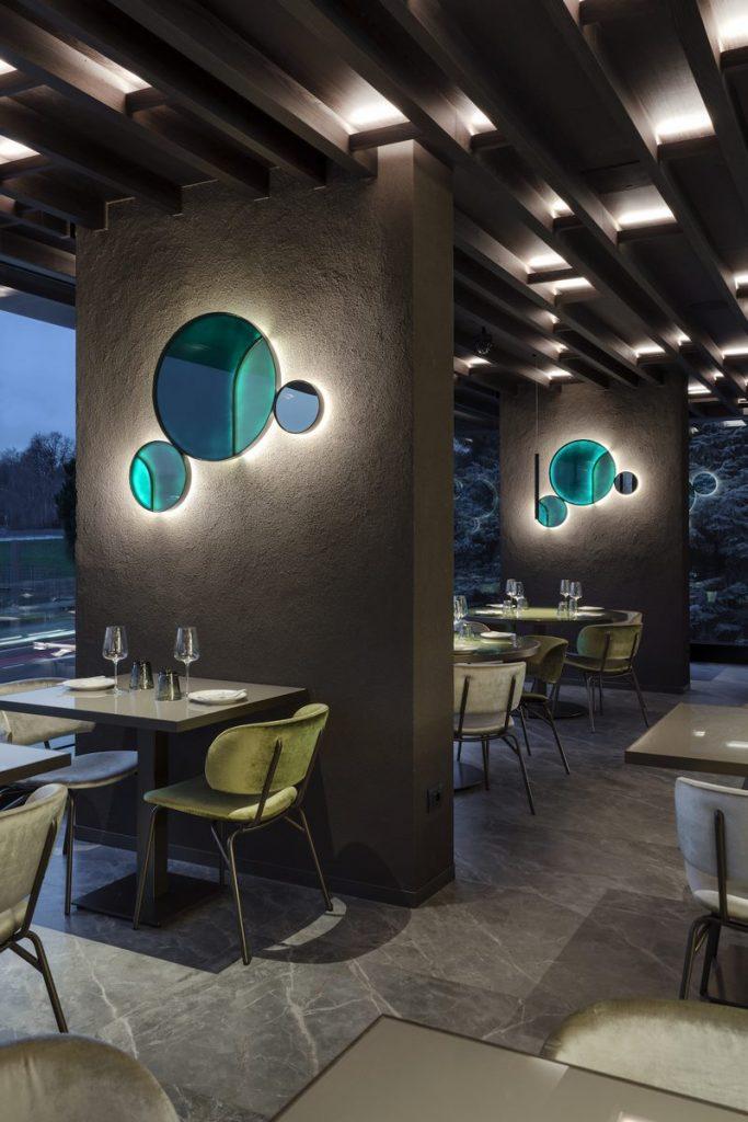 Restaurante Moya. Maurizio Lai define nuevos espacios para la experiencia gastronómica 9