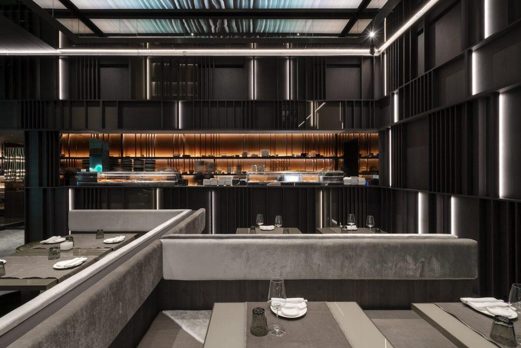 Restaurante Moya. Maurizio Lai define nuevos espacios para la experiencia gastronómica 13