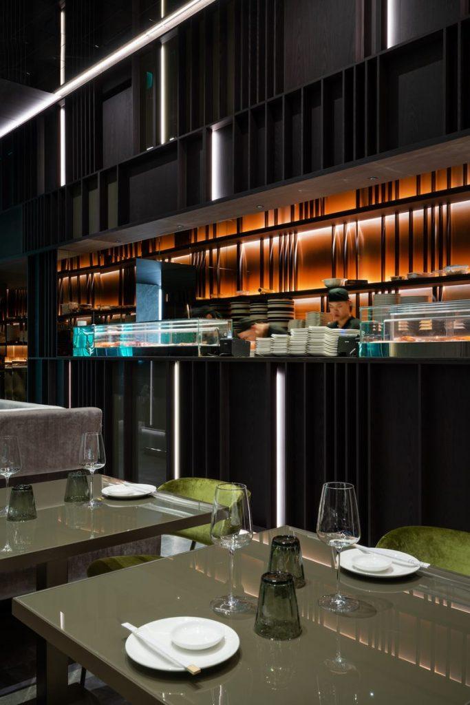 Restaurante Moya. Maurizio Lai define nuevos espacios para la experiencia gastronómica 12