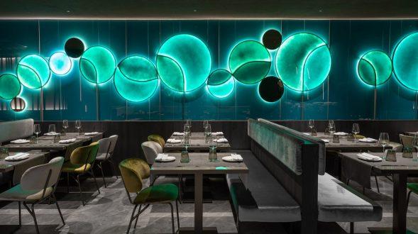 Restaurante Moya. Maurizio Lai define nuevos espacios para la experiencia gastronómica 21