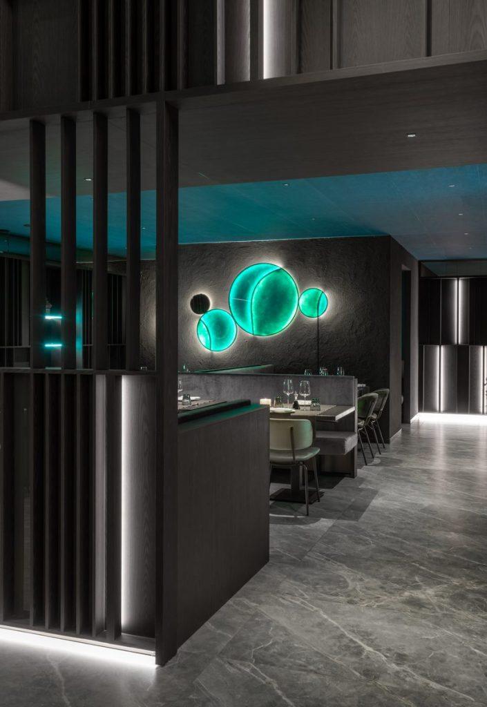 Restaurante Moya. Maurizio Lai define nuevos espacios para la experiencia gastronómica 11