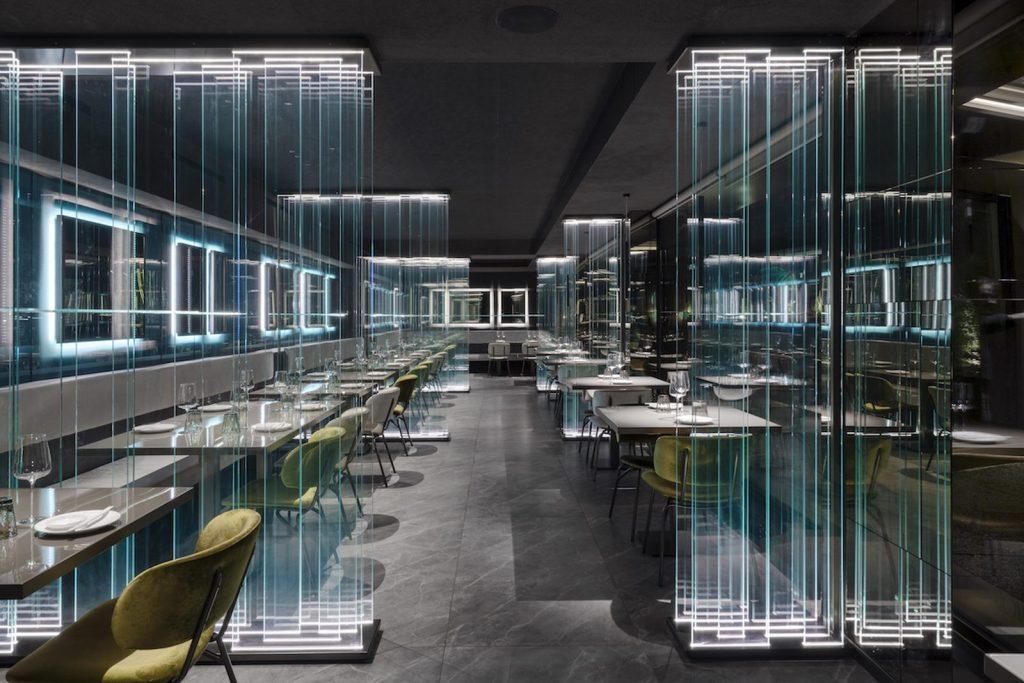 Restaurante Moya. Maurizio Lai define nuevos espacios para la experiencia gastronómica 15