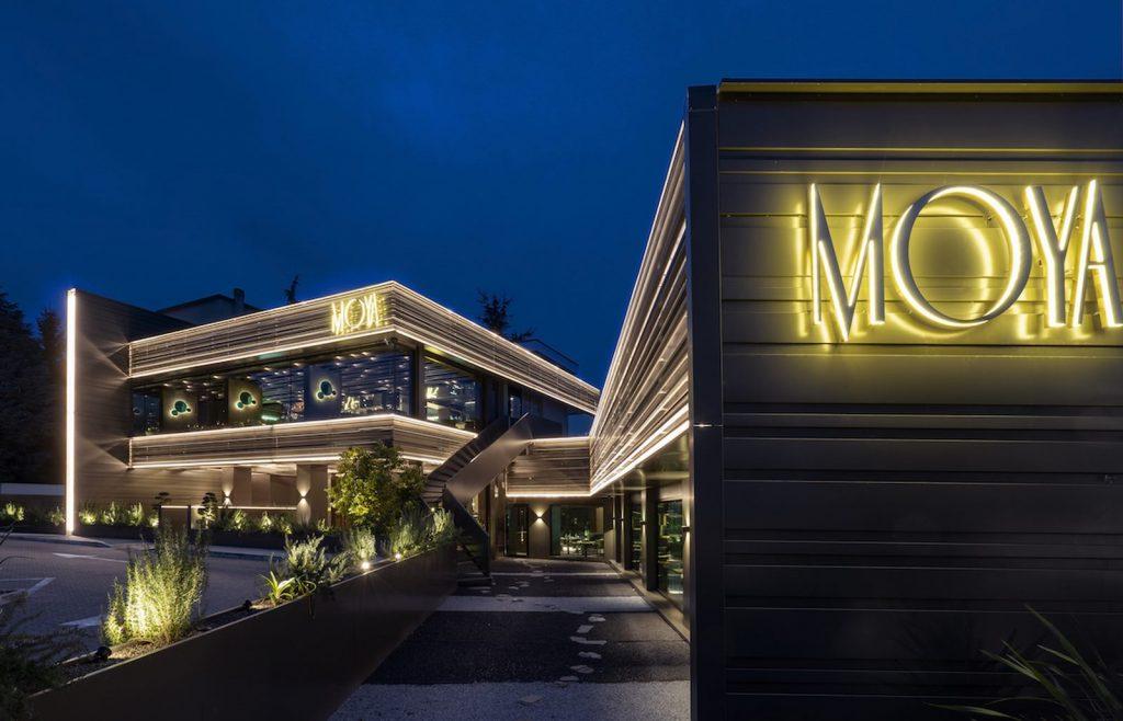 Restaurante Moya. Maurizio Lai define nuevos espacios para la experiencia gastronómica 22