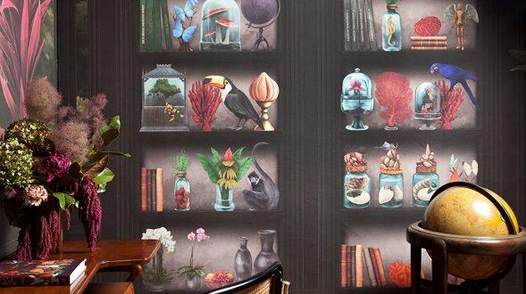 """Sofía Willemoës llama a la reflexión con """"THE ROOM, un mural inspirado en Amazonia"""" 13"""