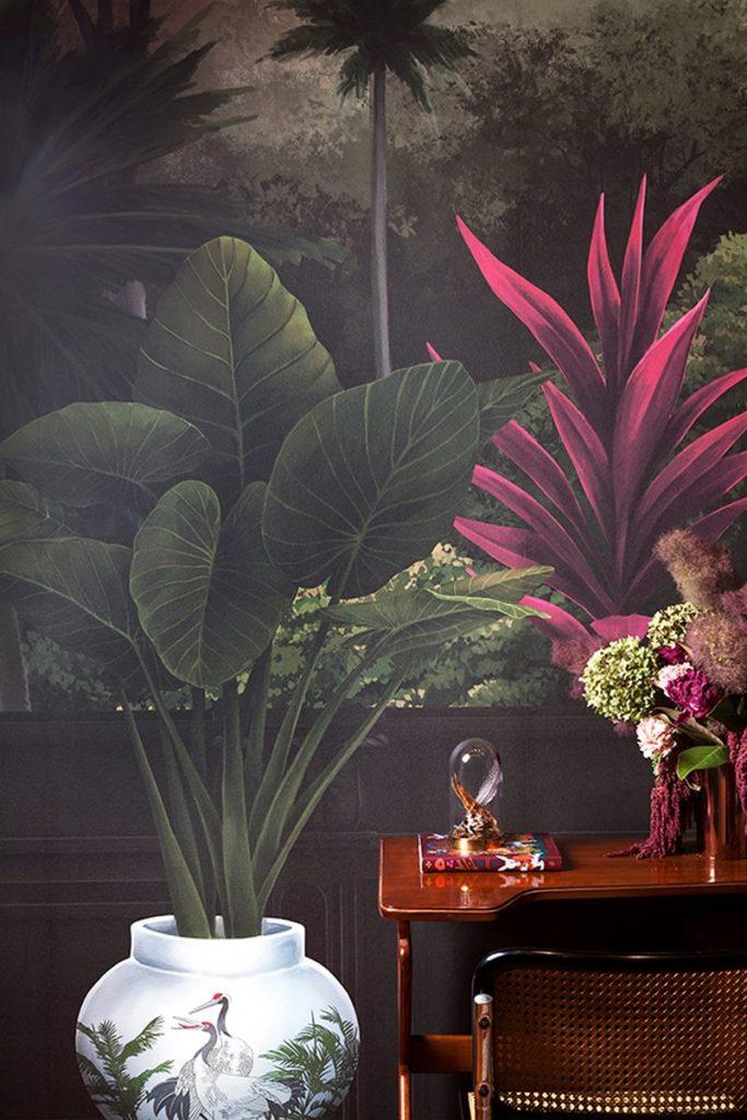 """Sofía Willemoës llama a la reflexión con """"THE ROOM, un mural inspirado en Amazonia"""" 5"""