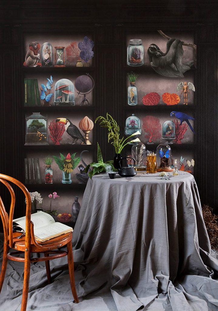 """Sofía Willemoës llama a la reflexión con """"THE ROOM, un mural inspirado en Amazonia"""" 10"""