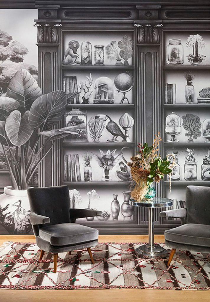 """Sofía Willemoës llama a la reflexión con """"THE ROOM, un mural inspirado en Amazonia"""" 8"""