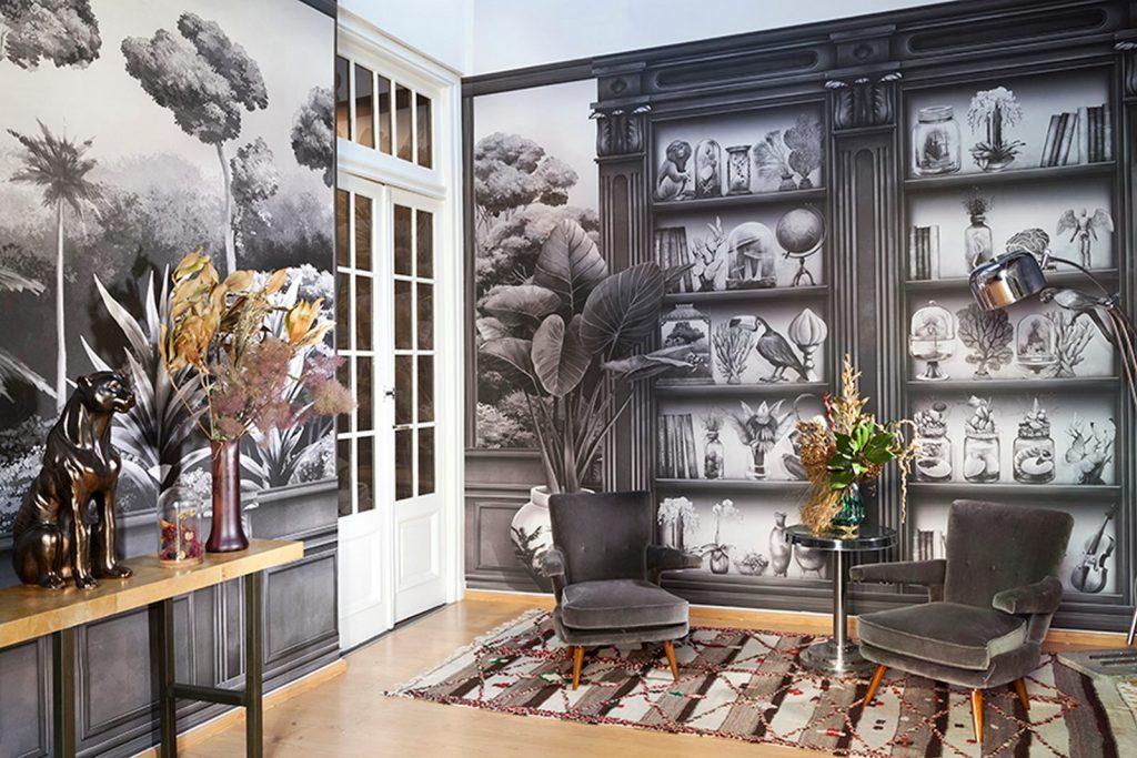 """Sofía Willemoës llama a la reflexión con """"THE ROOM, un mural inspirado en Amazonia"""" 7"""