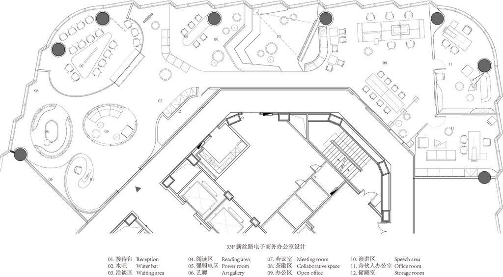 Nueva oficina de Silk Road 29