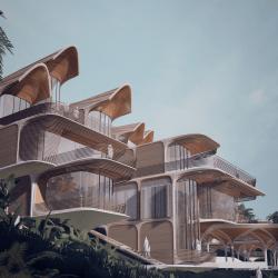 Residencias Roatán Próspera, de Zaha Hadid 10