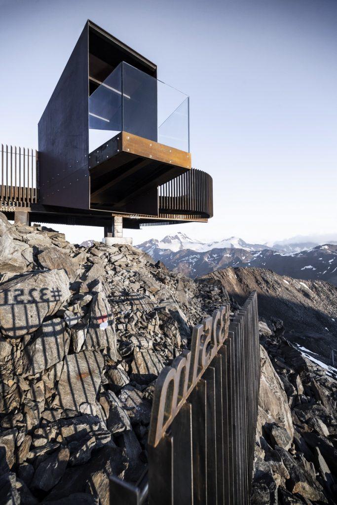 Pico Ötzi 3251m: Alcanzando la cima 3