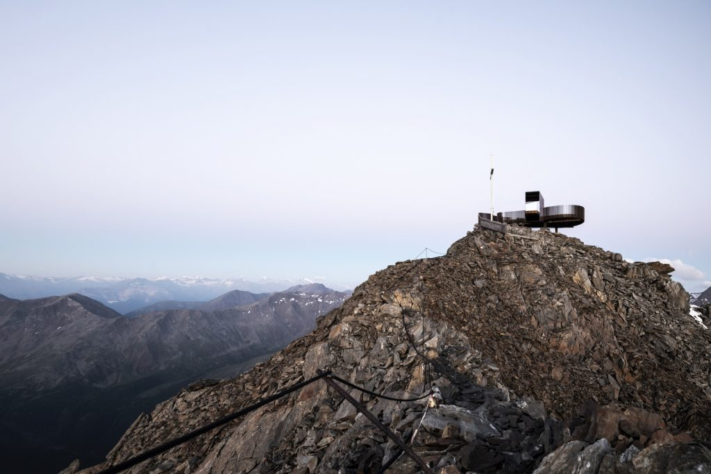 Pico Ötzi 3251m: Alcanzando la cima 13