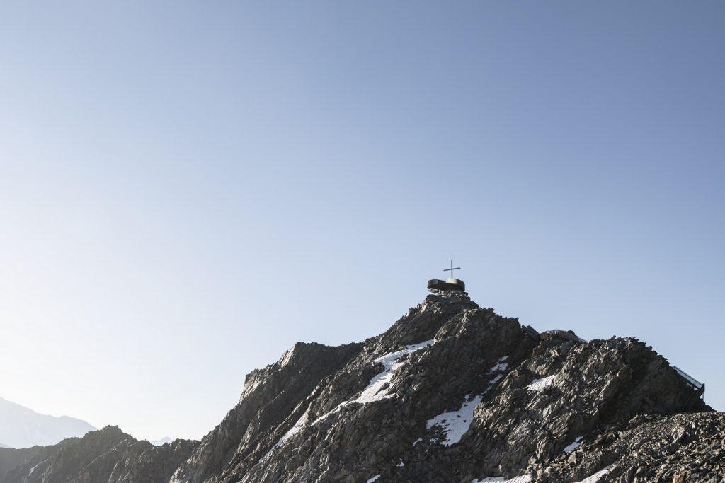 Pico Ötzi 3251m: Alcanzando la cima 14