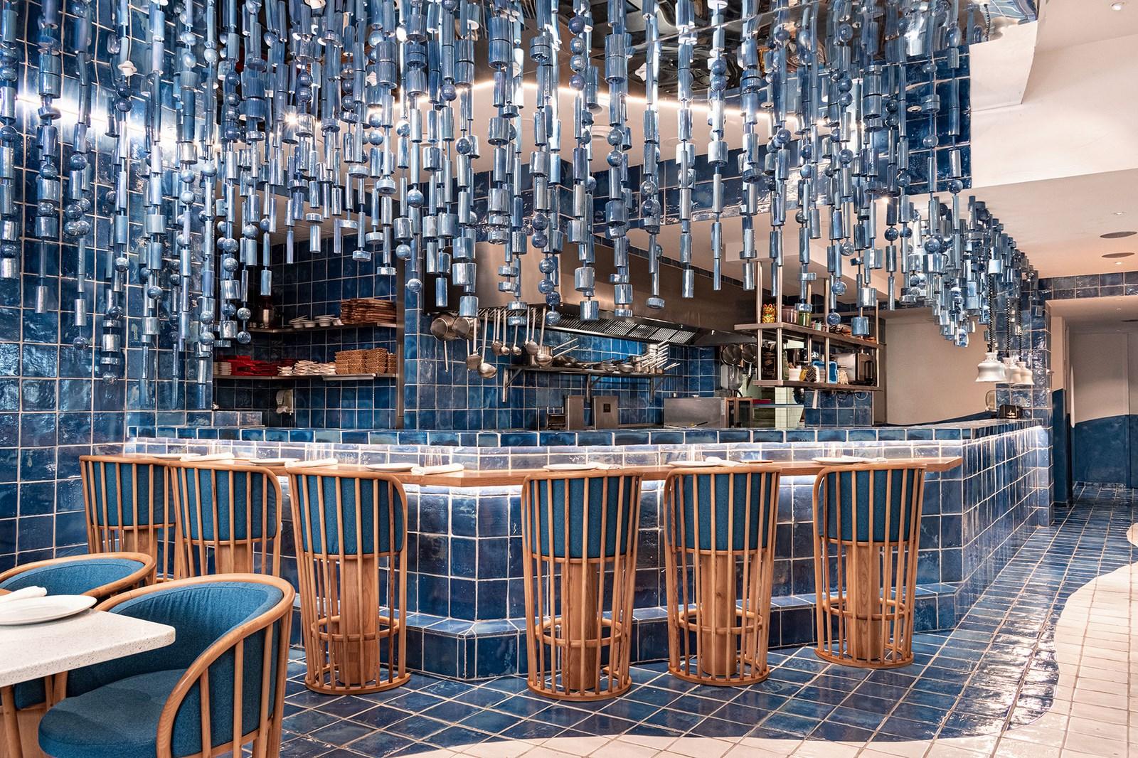 Masquespacio diseña restaurante La Sastrería en Valencia 15