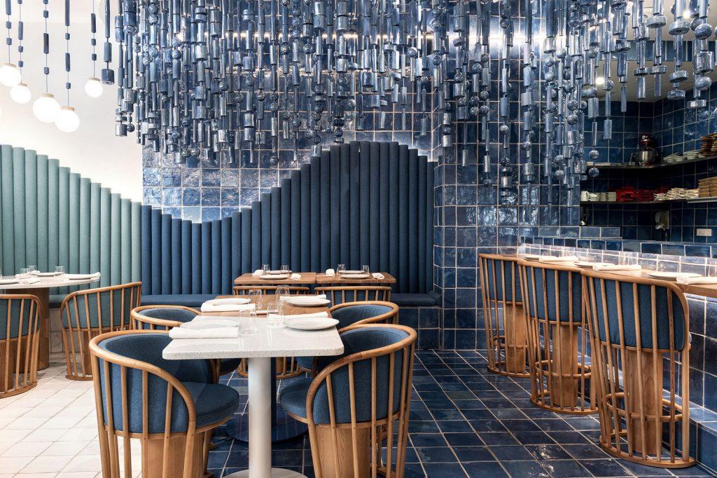 Masquespacio diseña restaurante La Sastrería en Valencia 1