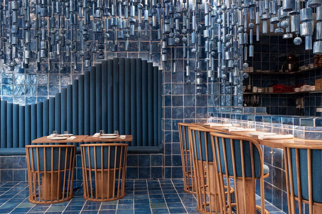 Masquespacio diseña restaurante La Sastrería en Valencia 5