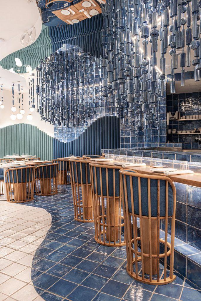 Masquespacio diseña restaurante La Sastrería en Valencia 2