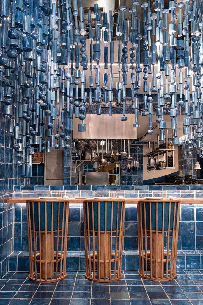Masquespacio diseña restaurante La Sastrería en Valencia 7